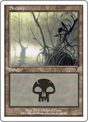 Swamp (346) - Foil on Channel Fireball