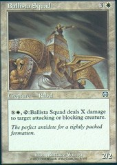 Ballista Squad - Foil on Channel Fireball