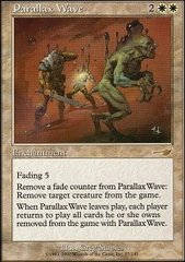 Parallax Wave - Foil on Channel Fireball