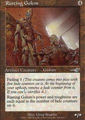 Rusting Golem - Foil