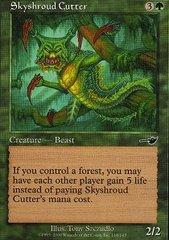 Skyshroud Cutter - Foil