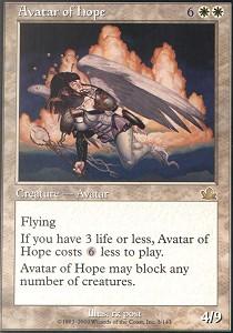 Avatar of Hope - Foil