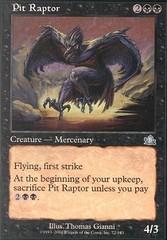 Pit Raptor - Foil