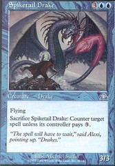 Spiketail Drake - Foil