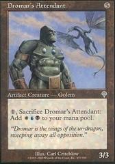 Dromar's Attendant - Foil