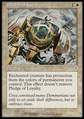 Pledge of Loyalty - Foil