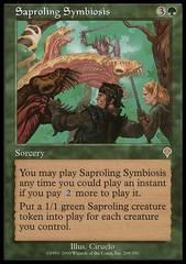 Saproling Symbiosis - Foil
