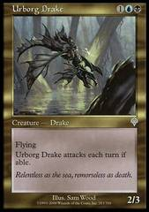 Urborg Drake - Foil