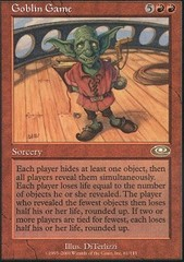 Goblin Game - Foil on Channel Fireball