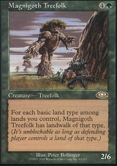Magnigoth Treefolk - Foil