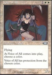 Voice of All - Foil