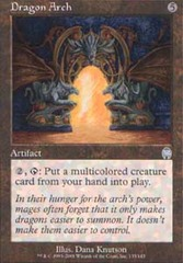Dragon Arch - Foil on Channel Fireball