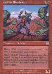 Goblin Ringleader - Foil on Channel Fireball