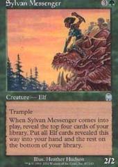 Sylvan Messenger - Foil