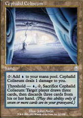 Cephalid Coliseum - Foil on Channel Fireball