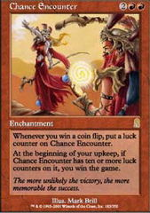 Chance Encounter - Foil