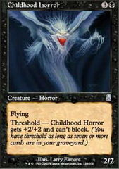 Childhood Horror - Foil