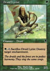 Druid Lyrist - Foil