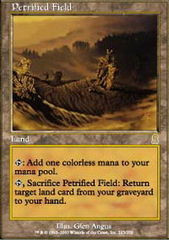 Petrified Field - Foil on Channel Fireball