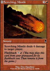 Scorching Missile - Foil