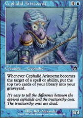 Cephalid Aristocrat - Foil
