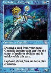 Cephalid Inkshrouder - Foil