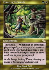 Hunting Grounds - Foil on Channel Fireball