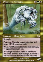 Phantom Nishoba - Foil on Channel Fireball