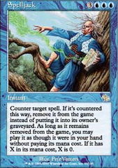 Spelljack - Foil on Channel Fireball