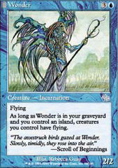Wonder - Foil