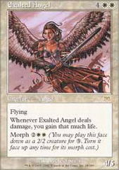 Exalted Angel - Foil on Channel Fireball