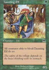 Taunting Elf - Foil