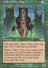 Caller of the Claw - Foil