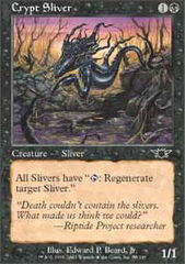 Crypt Sliver - Foil on Channel Fireball