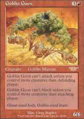 Goblin Goon - Foil on Channel Fireball