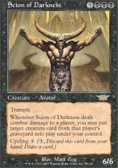 Scion of Darkness - Foil