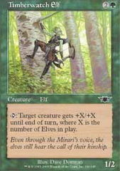 Timberwatch Elf - Foil