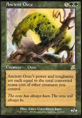 Ancient Ooze - Foil on Channel Fireball