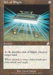 Ark of Blight - Foil on Channel Fireball