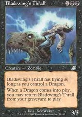 Bladewing's Thrall - Foil on Channel Fireball