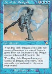 Day of the Dragons - Foil on Channel Fireball