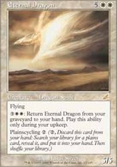 Eternal Dragon - Foil on Channel Fireball