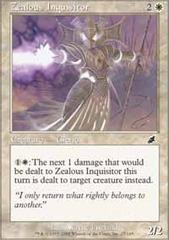 Zealous Inquisitor - Foil