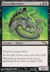 Dross Harvester - Foil