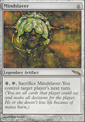 Mindslaver - Foil on Channel Fireball