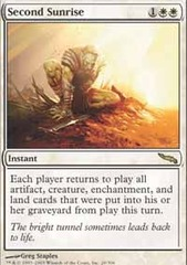 Second Sunrise - Foil