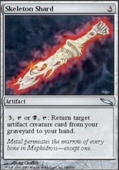 Skeleton Shard - Foil