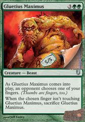 Gluetius Maximus - Foil