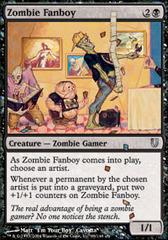 Zombie Fanboy - Foil