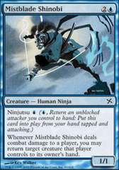 Mistblade Shinobi - Foil on Ideal808